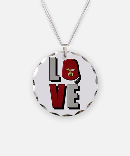 Shrine Love Necklace