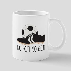 Soccer Pain Mugs
