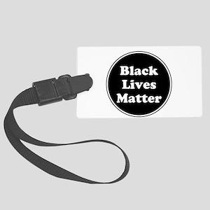 Black Lives Matter Luggage Tag