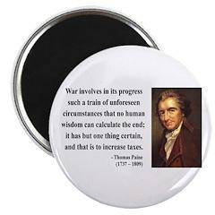 Thomas Paine 10 Magnet