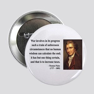 "Thomas Paine 10 2.25"" Button"