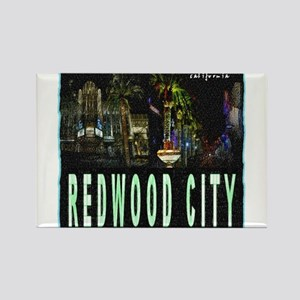 Redwood City California Magnets