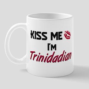 Kiss me I'm Trinidadian Mug