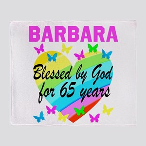 65TH CHRISTIAN Throw Blanket