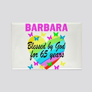 65TH CHRISTIAN Rectangle Magnet