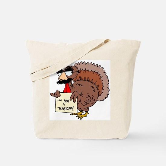 Cute Gobble gobble Tote Bag
