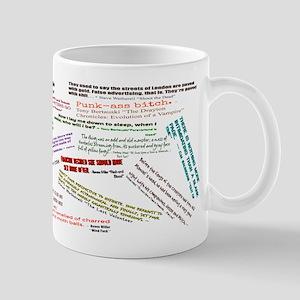 First Lines Mug Mugs