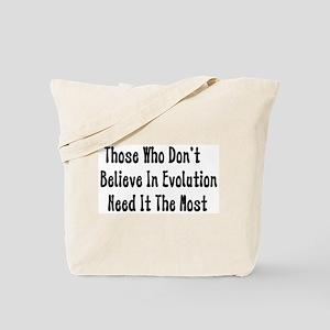 Pro-Evolution Tote Bag