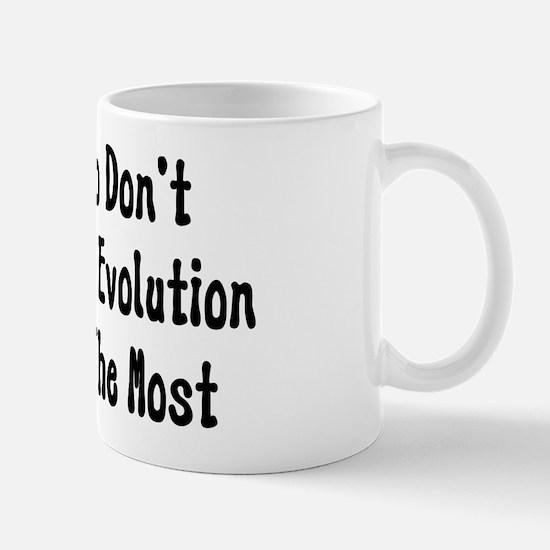 Pro-Evolution Mug