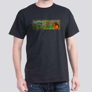 Palisade, CO Peaches - Vintage Crate Label T-Shirt