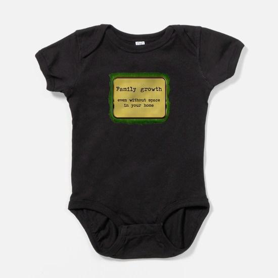 Cute Uberbadger Baby Bodysuit