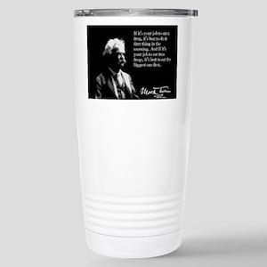 Mark Twain, Eating Frogs, Mugs
