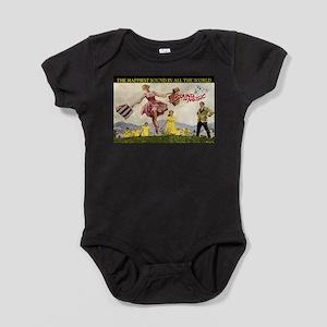 Sound Of Music Baby Bodysuit