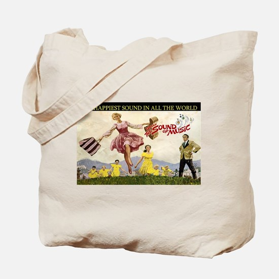 Sound Of Music Tote Bag