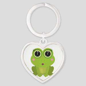 Female Frog Keychains