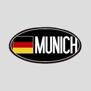 Germany: German Flag & Munich Patch