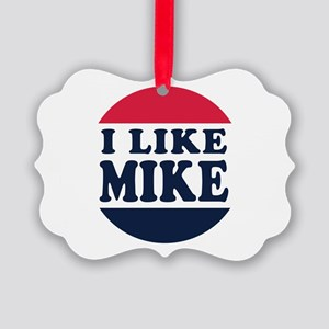 I Like Mike - Mike Pence For Vice Picture Ornament