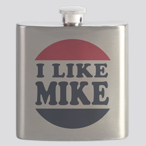 I Like Mike - Mike Pence for Vice President Flask