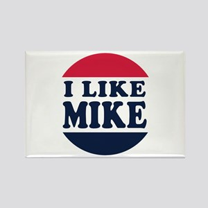 I Like Mike - Pence For Vice Rectangle Magnets