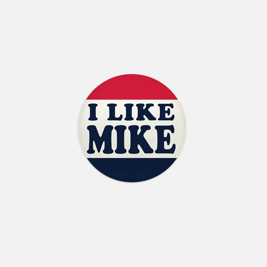 I Like Mike - Mike Pence For Vice Pres Mini Button