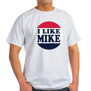 5e1489922af6a8 Be Like Mike T-Shirts - CafePress