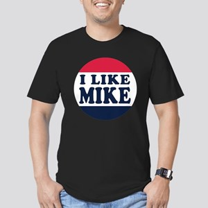I Like Mike - Mike Pen Men's Fitted T-Shirt (dark)