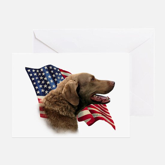 Chessie Fla Greeting Cards