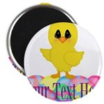 Easter Chick Custom Magnets