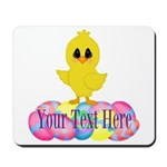 Easter Chick Custom Mousepad