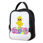 Easter Chick Custom Neoprene Lunch Bag