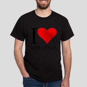 2-i_heartMeetings T-Shirt