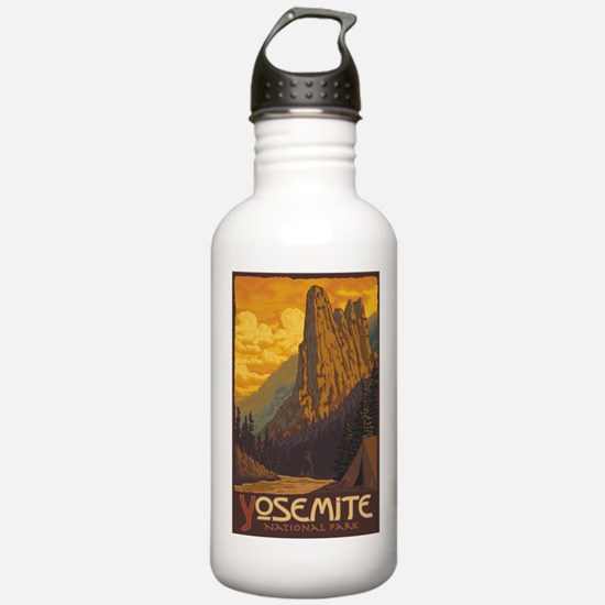 Yosemite National Park, California - Sentinel Wate