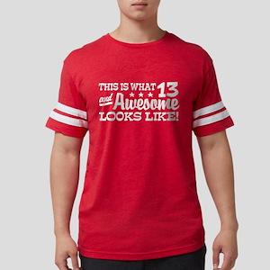 Funny Thirteen Year Old Women's Dark T-Shirt