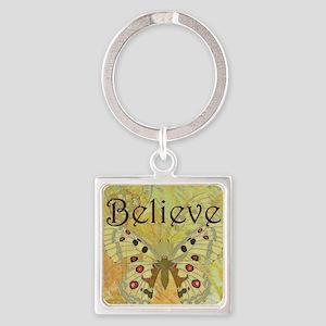 Believe Keychains