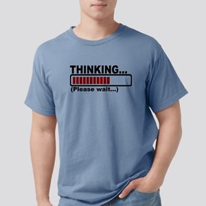 thinking,please wait T-Shirt