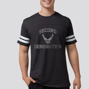 U.S. Air Force Second Generati Mens Football Shirt
