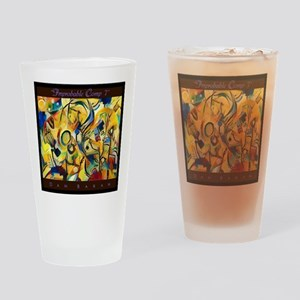 Improbable Comp 7 Drinking Glass