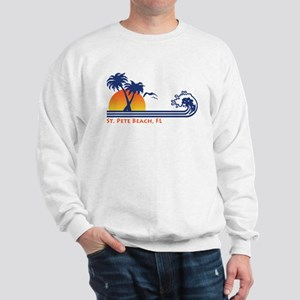 St. Pete Beach FL Sweatshirt