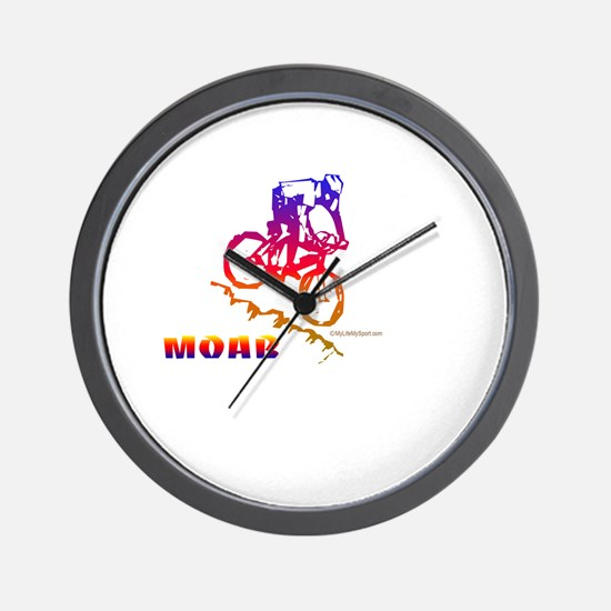 MOAB Wall Clock
