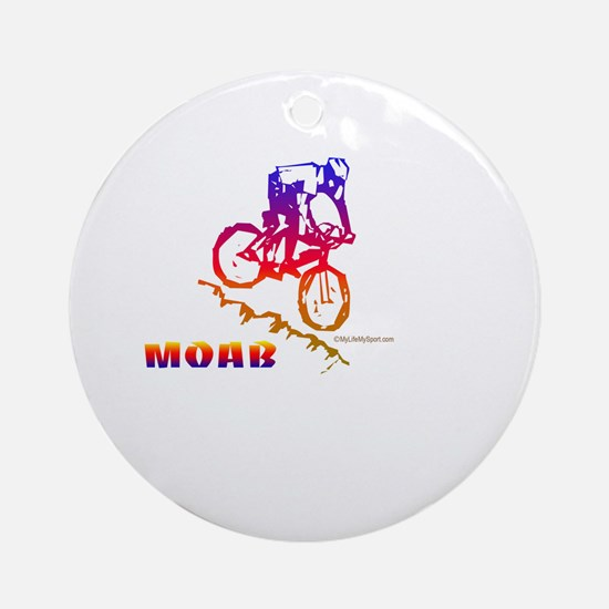 MOAB Ornament (Round)