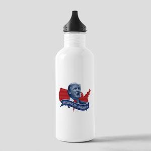 Believe in America - D Stainless Water Bottle 1.0L