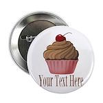 Pink Brown Cupcake 2.25