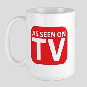 As Seen On Tv Large Mug