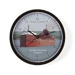 Herbert C. Jackson Wall Clock