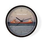 Wilfred Sykes Wall Clock