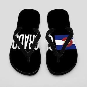 Colorado: Coloradan Flag & Colorado Flip Flops