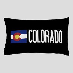 Colorado: Coloradan Flag & Colorado Pillow Case