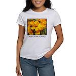 california poppies + wildflowers Women's T-Shirt