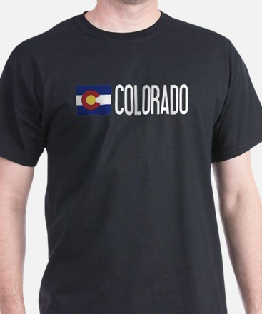 Colorado: Coloradan Flag & Colorado T-Shirt