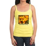 california poppies + wildflowers Jr. Spaghetti Tan